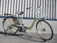 ブリヂストン 6.0Ah ボーテアシスタ A55 BA6L60 電動自転車