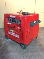 新ダイワ やまびこ 防音型 発電機兼用溶接機 EGW2800MI