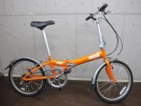 立川市にてDAHON METRO 20インチ折りたたみ自転車を買取りました。