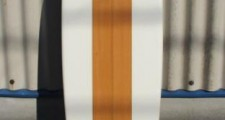 SCELL サーフボード 7'11×21  フィン付