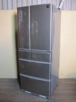 SHARP 473L フレンチ6ドア冷凍冷蔵庫 SJ-XF47X-T 13年製