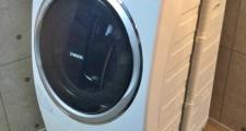 東芝 ZABOON 9kg ドラム式洗濯乾燥機 TW-Z96X1R 14年製