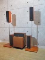 八王子市にてヤマハのホームシアターシステム【YST-SW010セット】を出張買取いたしました。