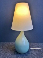 IDEE イデー AIL VASE LAMP アイユベースランプ ペールグリーン