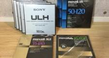 未開封 SONY maxell オープンリールテープ 9本セット