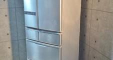 シャープ 465L 6ドア冷凍冷蔵庫 SJ-XF47W-N 12年製