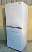 パナソニック 472L 6ドア冷凍冷蔵庫 NR-F478XGM-W 14年製
