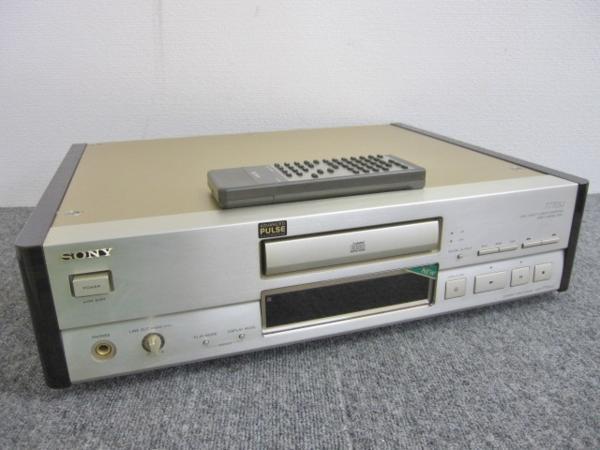 SONY CDプレーヤー CDP-777ESJ