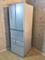 相模原市にて大型冷蔵庫東芝ベジータ出張買取いたしました。