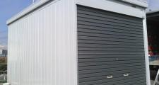 イナバガレージ バイク保管庫 FX-2234H