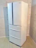 出張買取 パナソニック冷蔵庫 NR-FTF45A-W