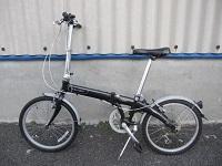 東京都新宿区でダホン製自転車[ルート]を出張買取いたしました。