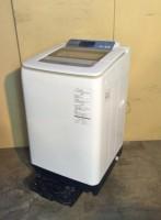 パナソニック エコナビ全自動洗濯機 NA-FA80H1 15年製