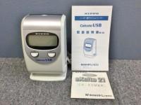 NIPPO カルコロ Calcoro USB 電子タイムレコーダー