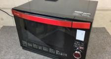 美品 SHARP ウォーターオーブン ヘルシオ AX-MX2-R 12年製