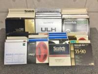 SONY maxell等 オープンリールテープ 37枚セット