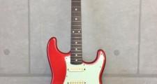 Fender Japan ストラトキャスター シャカラビッツサイン