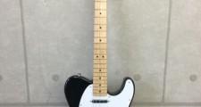 Fender Japan フェンダー テレキャスター ブラック