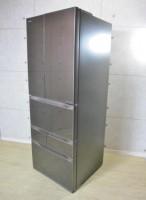 府中市にて東芝の6ドア冷凍冷蔵庫【GR-G51FXV】を出張買取いたしました。