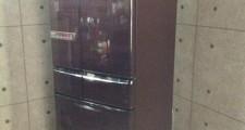 シャープ 465L 6ドア冷凍冷蔵庫 SJ-XF47W-T 12年製