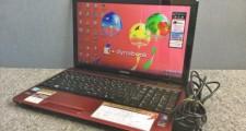 東芝 dynabook T35157CRD Win7 i5-2410M 8GB 750GB