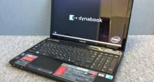 東芝 dynabook T350 56AB Core i5-460M 4GB HDD無し