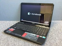東芝 dynabook T350 56AB Core i5-460M 4GB HDD無し