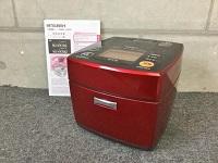 東京都大田区で三菱製IHジャー炊飯器[NJ-VX102-R]を買取ました。