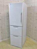 日立 302L 3ドア冷凍冷蔵庫 R-S300DMVL(MH) 2014年製