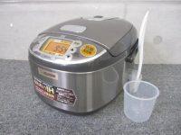 大和店にて象印炊飯器[NP-GF05]買取いたしました。