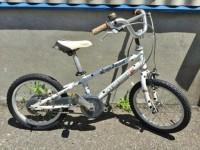 ルイガノ LGS-J16 ダルメシアン 16インチ 子供用自転車