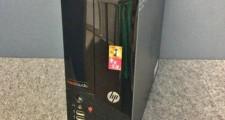 hp デスクトップPC s5-1050jp