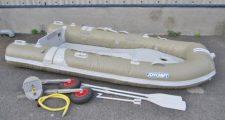 ジョイクラフト フリード325 JCM-325 4人乗りゴムボート