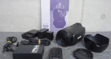 美品 Canon キャノン デジタルビデオカメラ iVIS HF G10