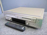 SONY 5CDチェンジャーMDデッキ MXD-D5C リモコン付