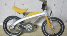 BMW純正 キッズバイク 14インチ 子供用自転車 イエロー