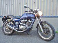 八王子市にてヤマハ製バイクSRV250 4DN ルネッサを買取いたしました。