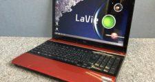 NEC LaVie PC-L350LS1KSR Win8 i3-3120M 2.50GHz 750GB