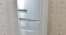 美品 日立 415L 5ドア冷凍冷蔵庫 R-S42CM(SH) 13年製