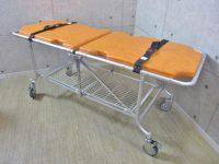 日進医療器 アルミ製 折りたたみ式ストレッチャー TY230