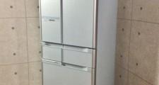 日立 475L 6ドア冷凍冷蔵庫 R-C4800(XS) 13年製