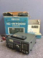 アイコム IC-R7000 広帯域受信機 25-1000MHz レシーバー