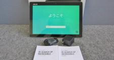 美品 ASUS ZenPad 10 P01T Z300C 10.1型タブレット