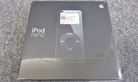 店頭買取 未使用iPod