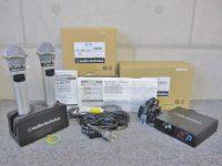 audio-technica ワイヤレスマイクセット一式 AT-CLM7000TX