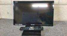 SHARP AQUOS 20型液晶テレビ LC-20F5 チューナー付