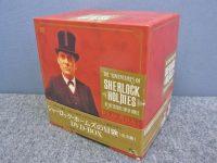 シャーロック・ホームズの冒険 完全版 DVD-BOX 24枚組