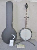 DEAN ディーン Backwoods 5 Banjo バンジョー ケース付