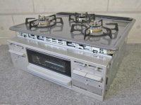 リンナイ LPガス ビルトインコンロ RB32AM3H2S-VW 15年製