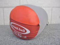 国分寺市にてモンベル製スーパースパイラルバロウバッグを買取りました。